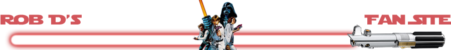 Rob Davis' star wars fan site.