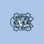 UNC Tar Heels Logo background wallpaper for desktop or web site ...